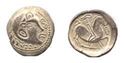 Dacian coins, type Radulesti - Hunedoara : II-I century B.C
