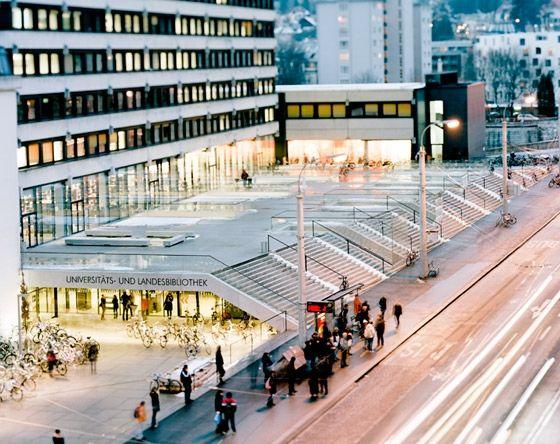 Universitäts- und Landesbibliothek  Innsbruck | Austria