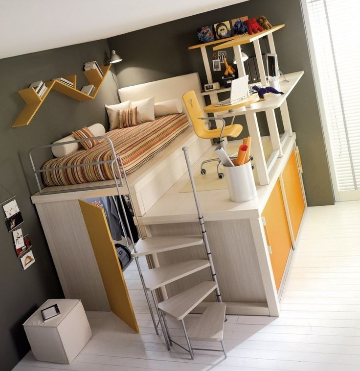 """Is this taking the idea of """"space saving"""" a step too far?"""