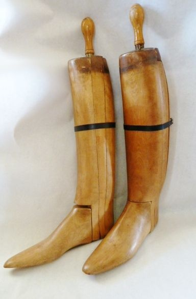 Wooden Riding Boot Trees Equestrian Pinterest Trees