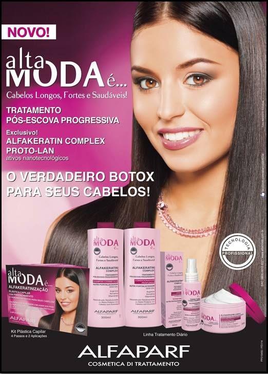 Alta Moda é, Tratamento cabelo, tratamento pós escova progressiva. | TAGS INSTITUCIONAIS: linha profissional para cabelos, linha profissional para salão de beleza. loiro platinado alfaparf, loja de produtos de beleza, loja produtos cabelo, lojas de produtos para cabeleireiros