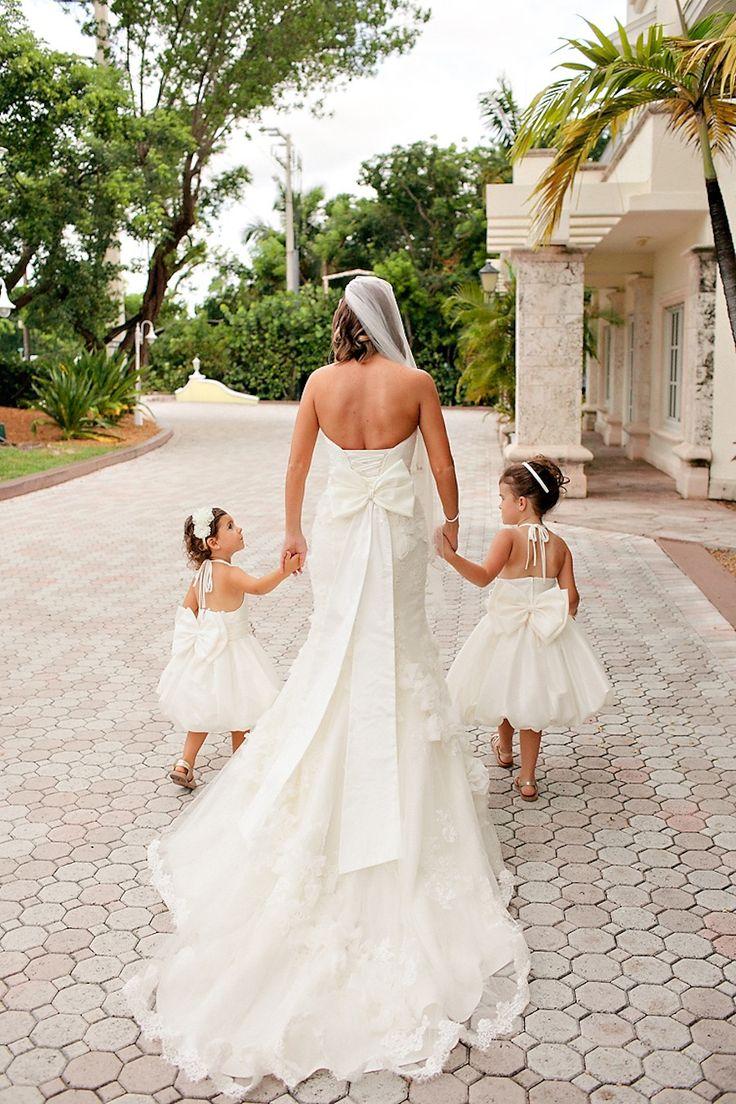 Wedding dress: Maggie Sottero - Key Largo Beach Wedding at Marriott Bay Resort from Elle Golden Photography
