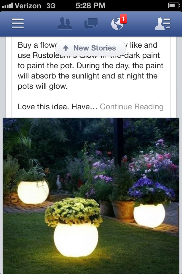 Best Glow In The Dark Planters Images On Pinterest Colors - Singapore is testing out glow in the dark pathways and they look amazing