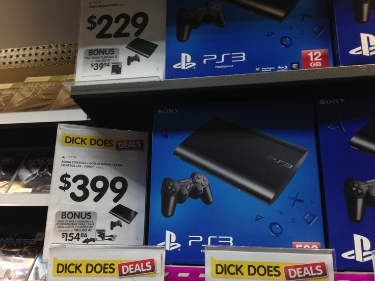 Annie, Dick Smith,  PS3 console plus game, extra controller and HDMI, $399.00