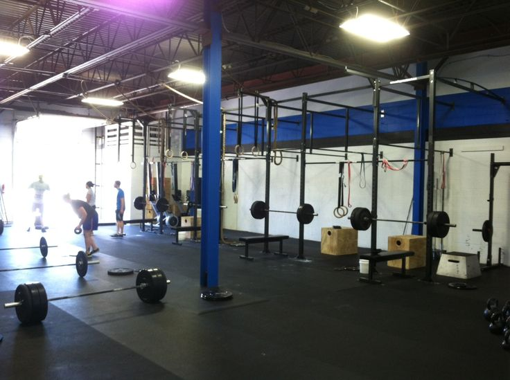 Best gyms images on pinterest crossfit gym plans