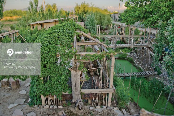 Museum in the Open Air, #Armenia Shaumian village.