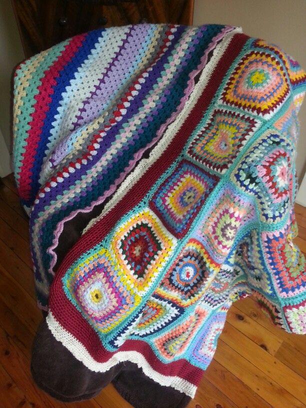 Second blanket complete :)