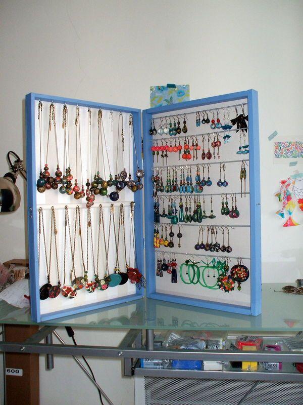 les 25 meilleures id es concernant bo te bijoux sur pinterest bo te de voyage bijoux mur. Black Bedroom Furniture Sets. Home Design Ideas