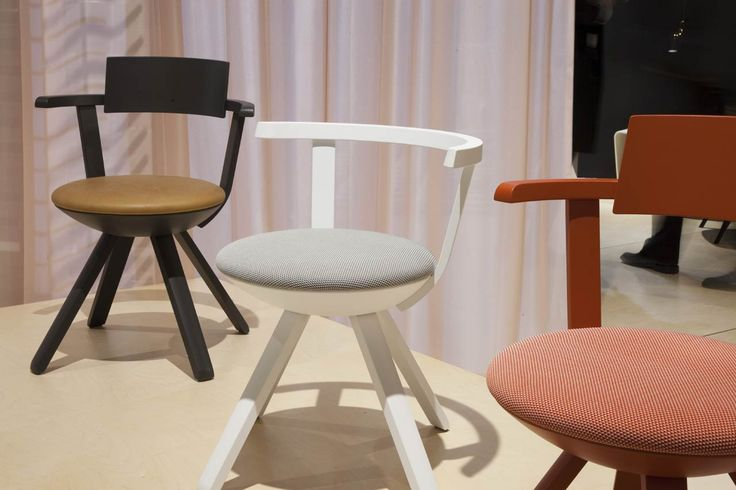Grcic: Rival / 30 Best of Milan: multifunctional Rival Chair, for those who work from home.