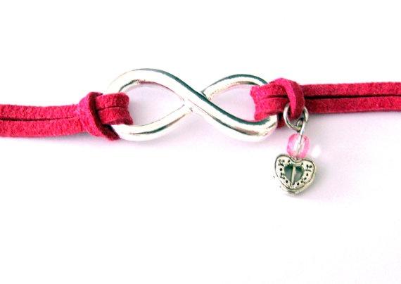 Infinity Bracelet by ckas  http://klaritabijoux.blogspot.it/