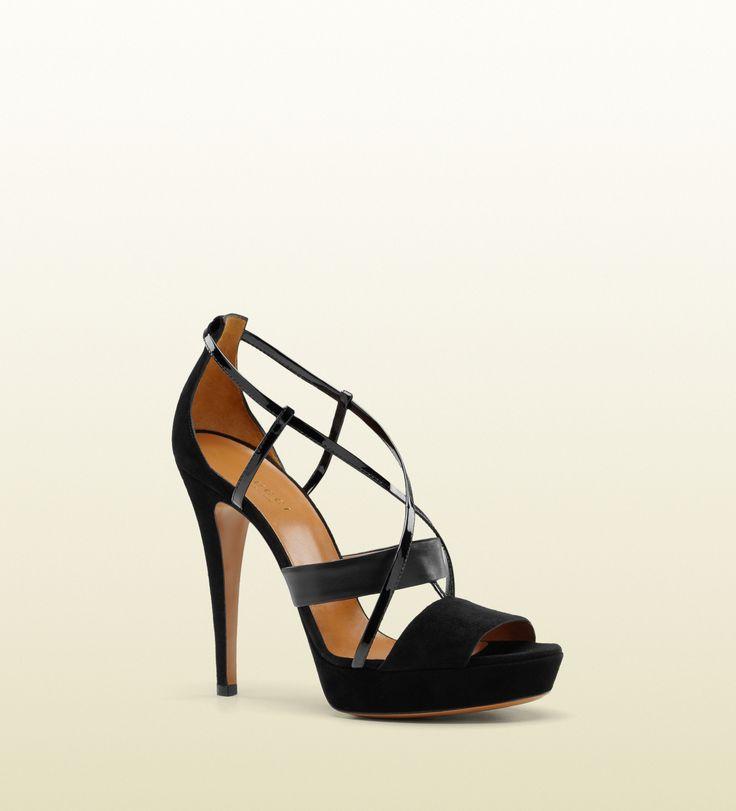 gucci sandale semelle plateforme talon haut 39 betty. Black Bedroom Furniture Sets. Home Design Ideas
