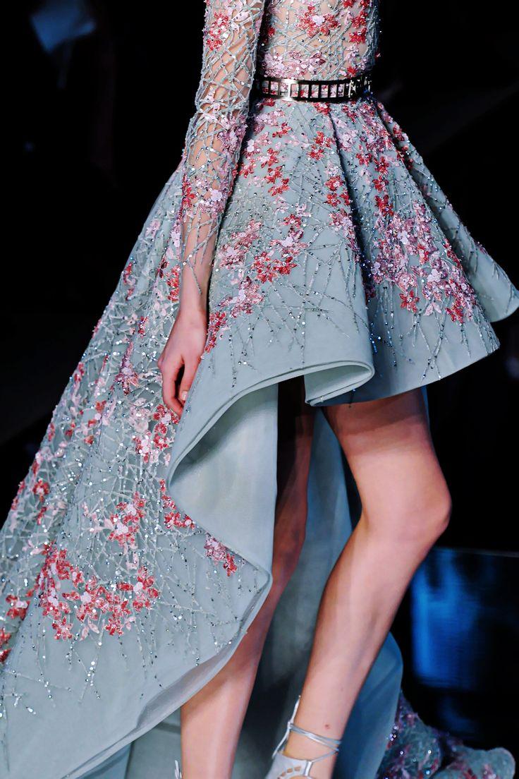 "fuckyeahfashioncouture: "" Zuhair Murad Haute Couture Spring 2016 """