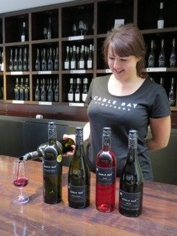 Cable Bay Vineyards - Waiheke Island, $10 for a tasting, open 10-5 daily