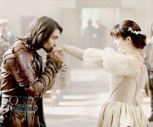 D'Artangan & Constance tie the knot?