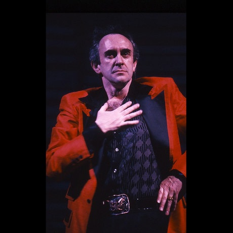 Though controversial, I think Jonathan Pryce is still wonderful as the Engineer in Miss Saigon