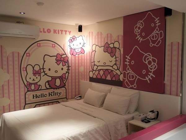 25 best ideas about french provincial bedroom on pinterest french - 17 Best Images About Hello Kitty Room On Pinterest