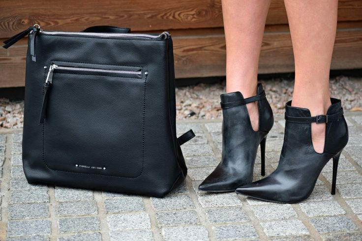 Fiorelli Backpack… « UK Fashion Blogger – Secret little Stars