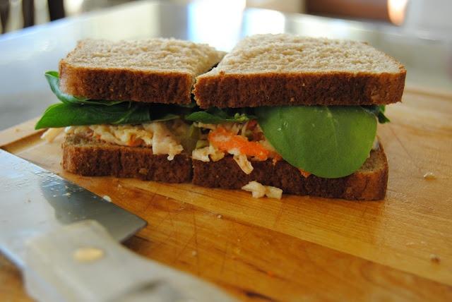 Tuna Salad + Homemade Mayo | Food | Pinterest | Tuna Salad, Tuna and ...