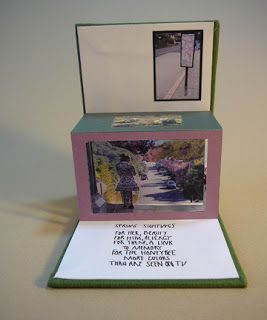 Making Handmade Books: Hard Covers for Pop-Up Tunnel Book