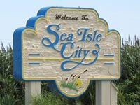 Welcome to Sea Isle City, New Jersey
