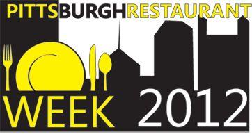 Pittsburgh Restaurant Week here's a video explaining it: http://www.youtube.com/watch?feature=endscreen=Mi19lpLs468=1