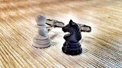 My First Chess Cufflinks