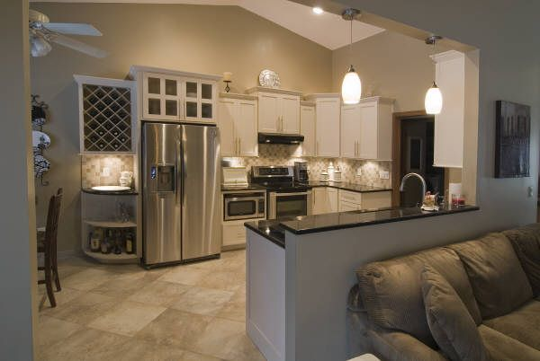 Kitchen Remodel Before And After What An Amazing Job They
