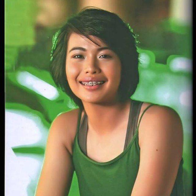 OMG! Ara Galang is so pretty.. :)) #DLSU Super crush ko siya