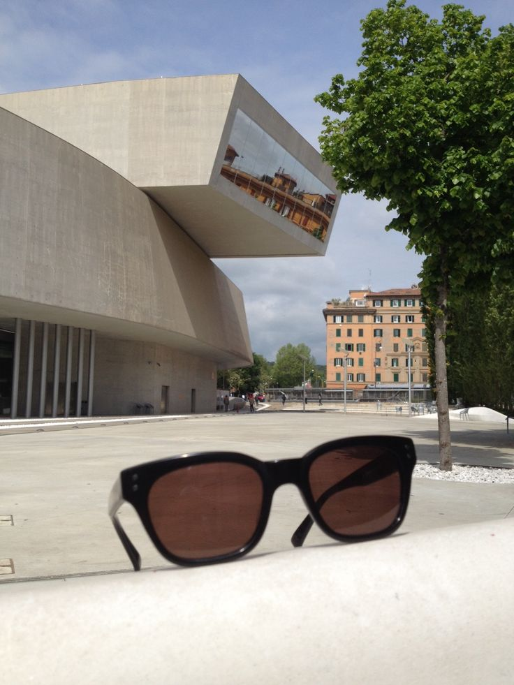 MAXXI MUSEUM ROMA    AND CONSERVATOIRE ...