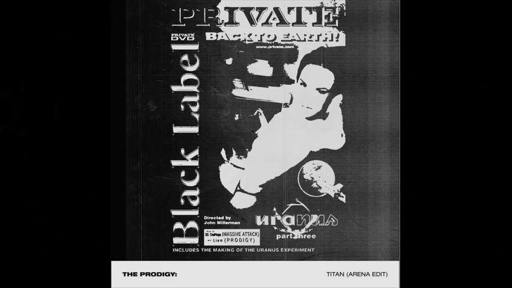 The Prodigy - Titan (Arena Edit) | 90s BIG BEAT/BREAKBEAT
