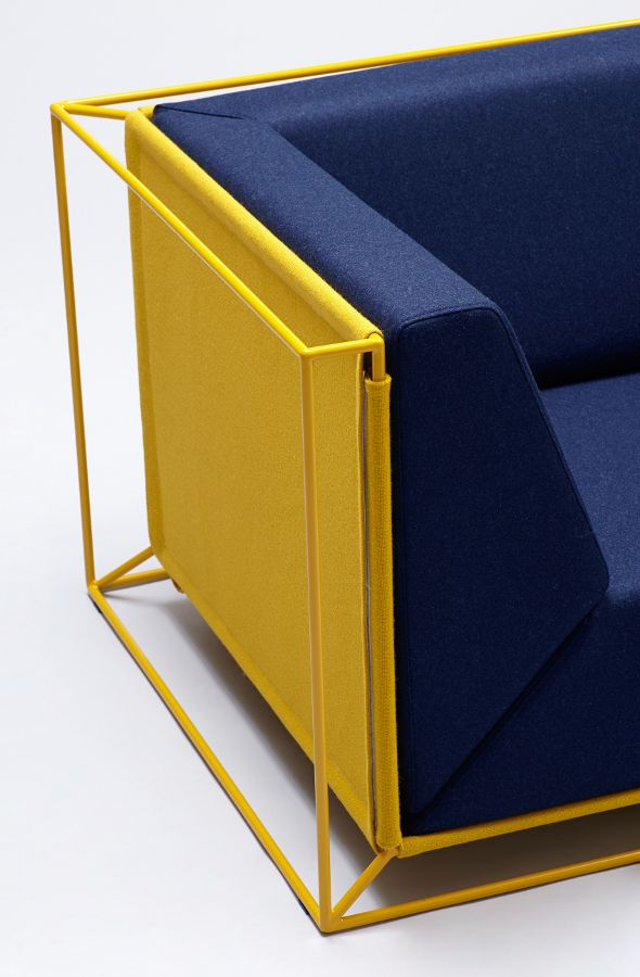 Comforty debut at Salone del Mobile