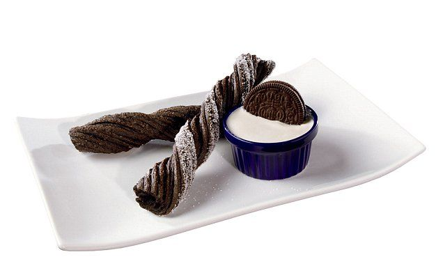Is this the hybrid snack of the year? Introducing the new Oreo Churro