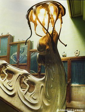 Staircase in Gorky's house in Moscow: Deco Art, Art Pict, House Moscow, Luxury Travel, House Museums, Gorki House, Moscow Art, Art Nouveau Art, Art Deco