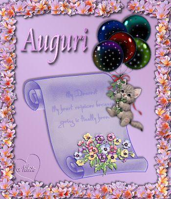 cartoline compleanno