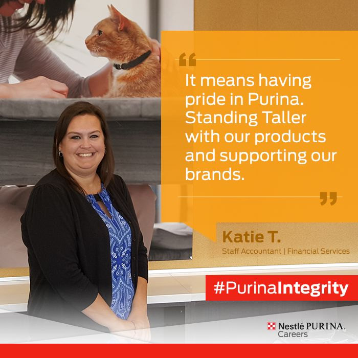 What does #WeStandTaller mean to you? In the words of Katie T. from our Finance Team:
