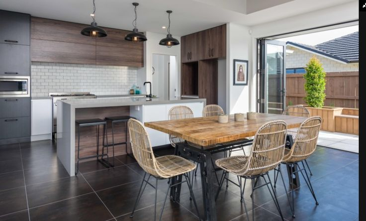 GJ Gardner love the dining table and chairs