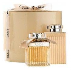 ZESTAW Chloe Chloe perfumy damskie - woda perfumowana 50ml + balsam 100ml - 50ml
