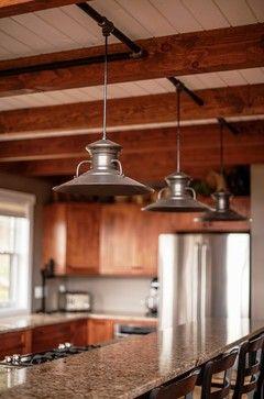 Moose Ridge Lodge Post and Beam - rustic - spaces - other metro - Yankee Barn Homes