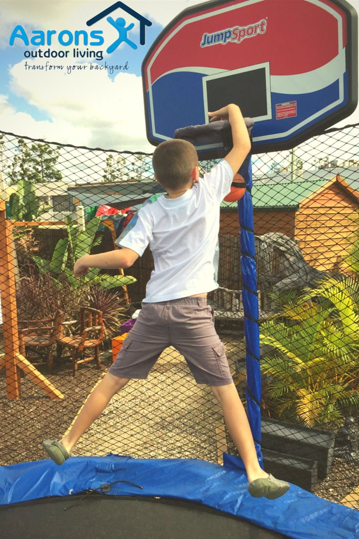 Fun Outdoor Living : 51 best images about Trampoline Fun on Pinterest  Outdoor ...