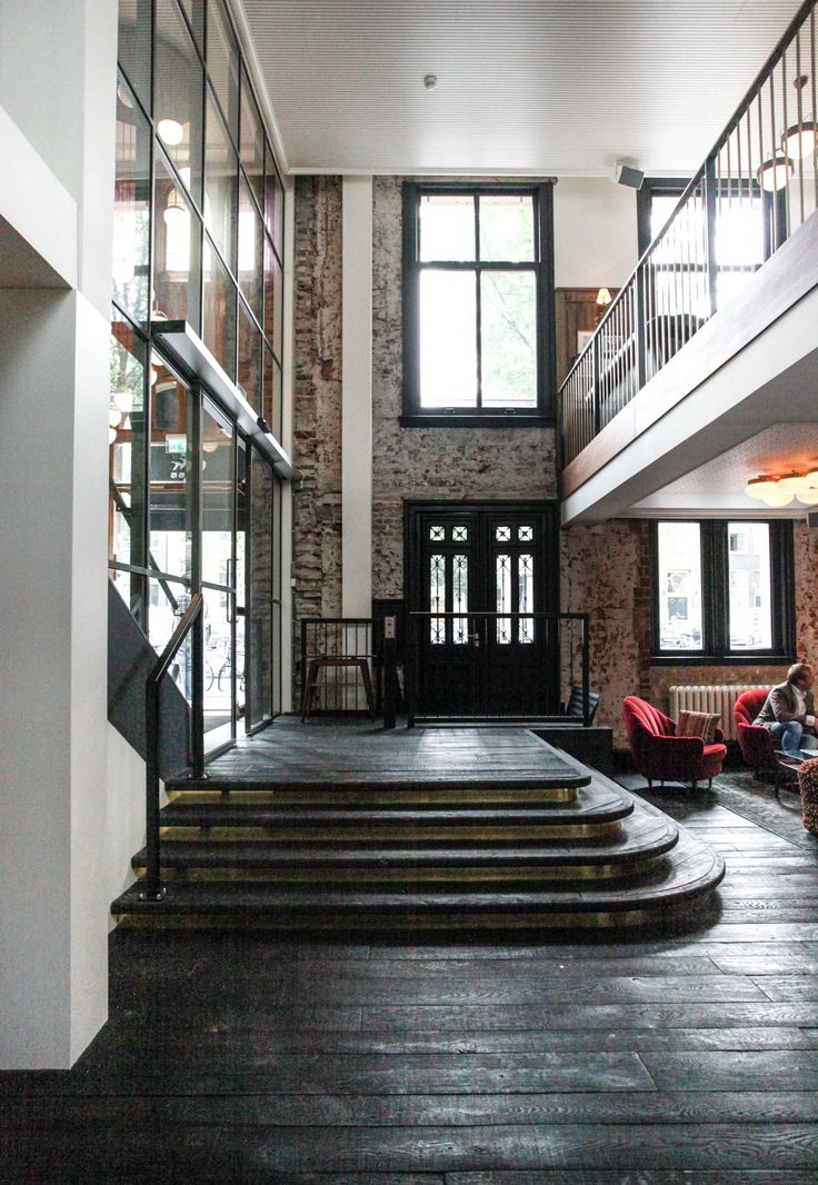Heading to Europe? The Hoxton Amsterdam is available to book on The Venue Report! Photo: The Avant Guardian