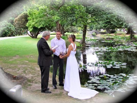 Evan Patterson, Queenstown Wedding Celebrant