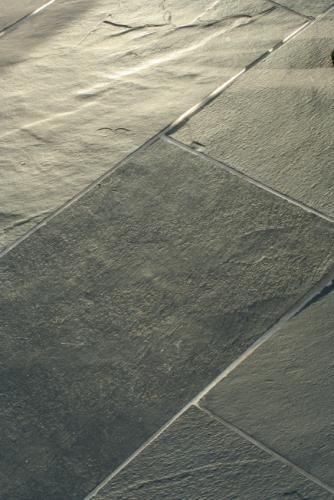 bathroom vinyl flooring faux slate peel and stick
