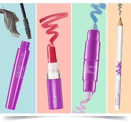 Συλλογή ColorTrend Elements!μασκαρα σκια κραγιον μολυβι και εισαστε ετοιμες!!!