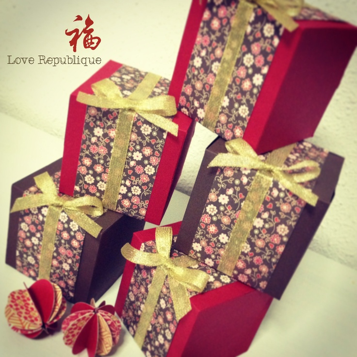 #festive #CNY #boxes #gift