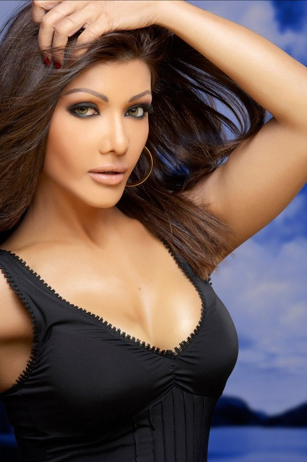 Bollywood actress Koena Mitra