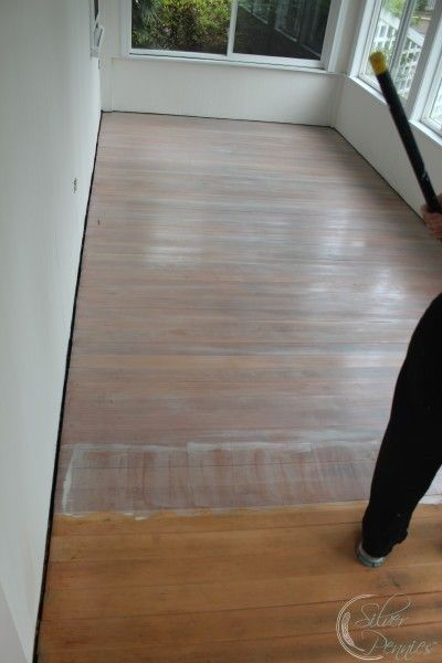 How To Create A Driftwood Floor Stains Benjamin Moore