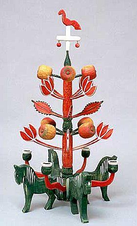 Julträd av Ronny Nilsson
