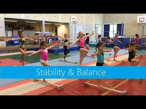 Stability & Balance | Parallettes - YouTube