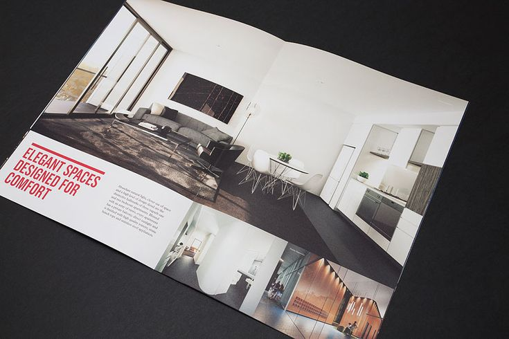 Apartment Brochure Design Enchanting Decorating Design