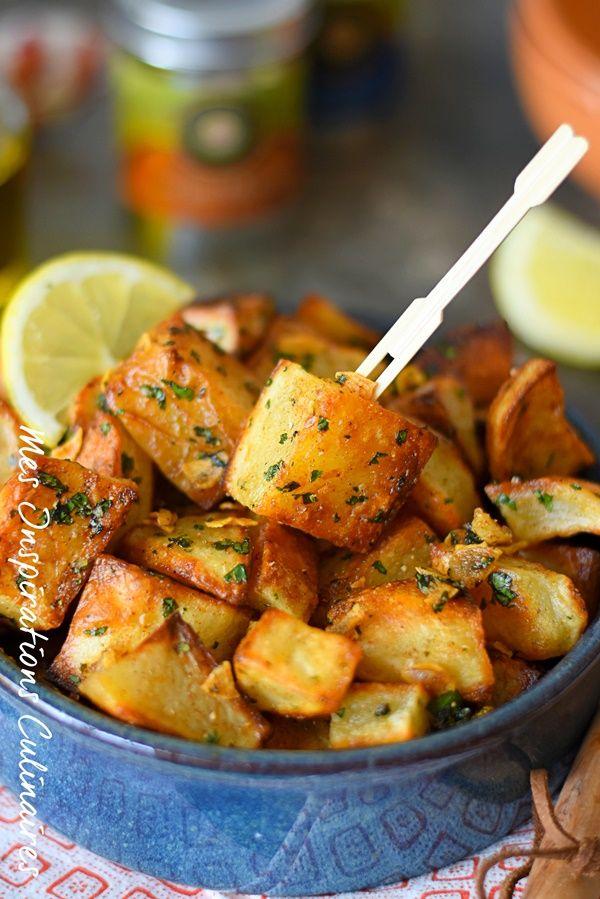Batata Harra : Pommes de terre épicées libanaise Batata Harra : Pommes de terre épicées libanaise #libanesedish #easyrecipe #potatoes #spices
